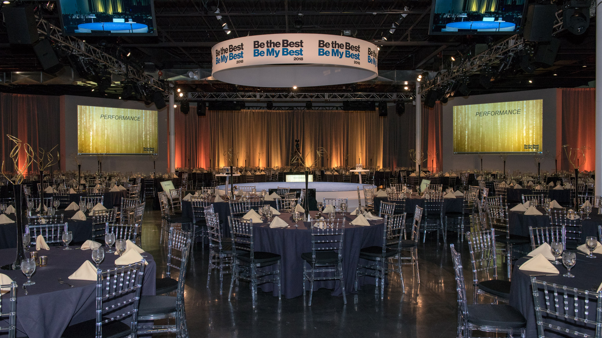 Events Center at iPlay America